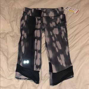 Under armour capris leggings size small NWT